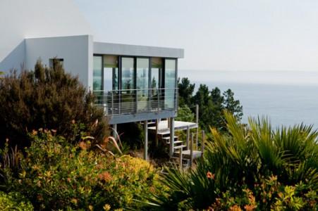Maisons d'architecte, par Armoral, expert de la menuiserie aluminium à Brest