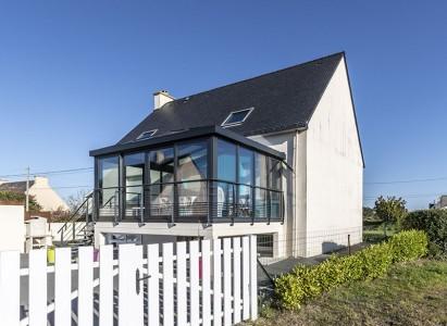 Conception d'une véranda en Finistère (29)